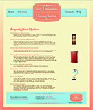 Suzy Homemakers FAQ Page