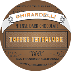 Ghirardelli Dark Chocolate Bar