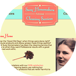 Suzy Homemakers Cleaning Service